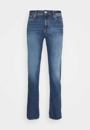 JJICLARK JJORIGINAL - Jeansy Slim Fit - blue denim
