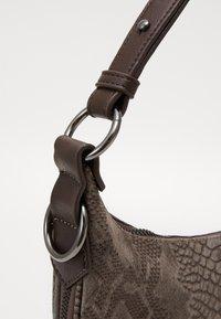 Desigual - BOLS CRISEIDA SIBERIA - Handbag - brown - 4