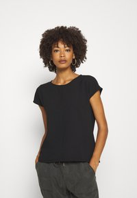 Opus - SUDO - Blouse - black - 2
