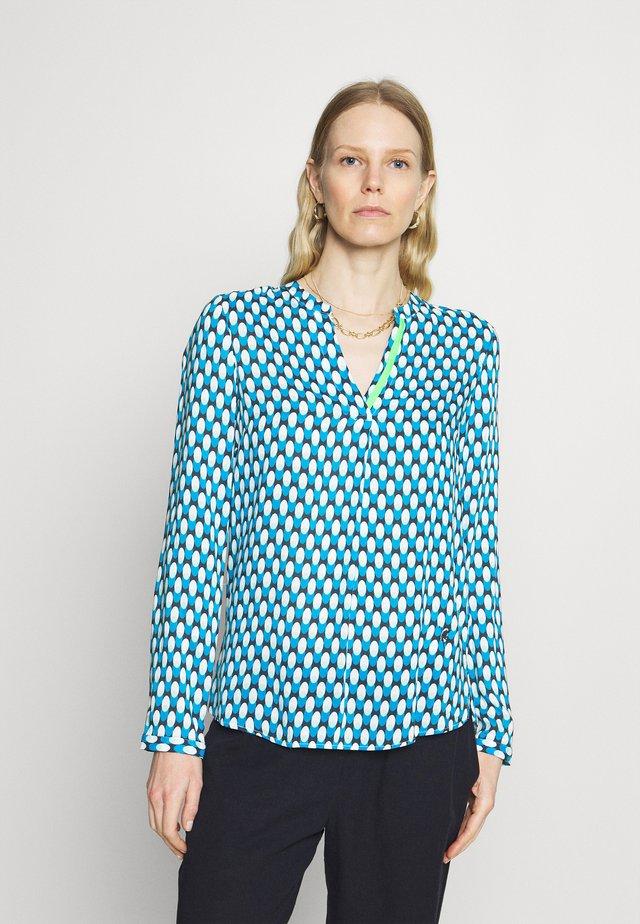 Maglietta a manica lunga - azur/turquoise