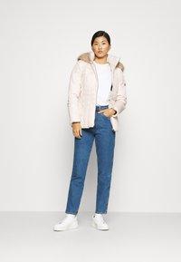 Calvin Klein - ESSENTIAL  - Winter jacket - white smoke - 1