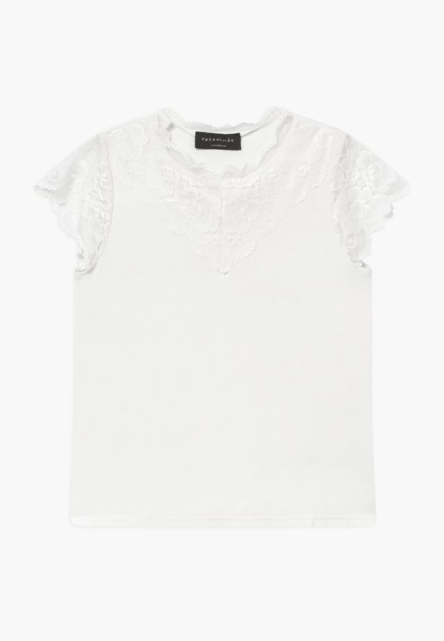 BERLIN - T-shirt imprimé - ivory