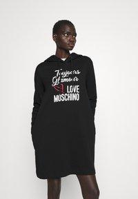 Love Moschino - Day dress - black - 0
