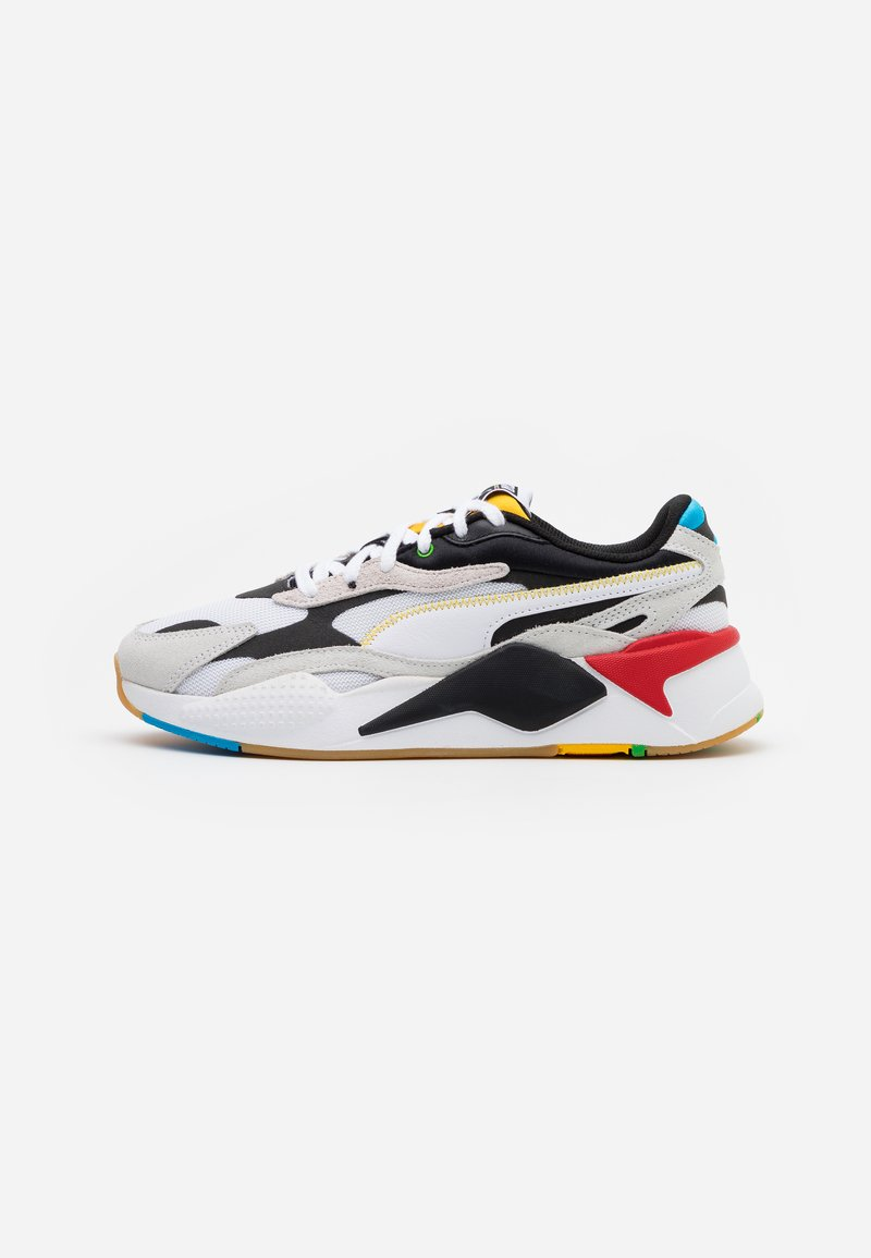 Puma - RS-X³ - Sneakersy niskie - white/black