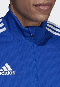 adidas Performance - TIRO 19 CLIMALITE TRACKSUIT - Veste de survêtement - blue - 3