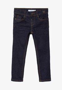 Name it - Slim fit jeans - dark blue denim - 0