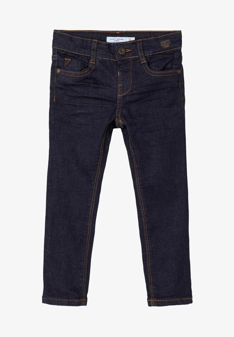Name it - Slim fit jeans - dark blue denim