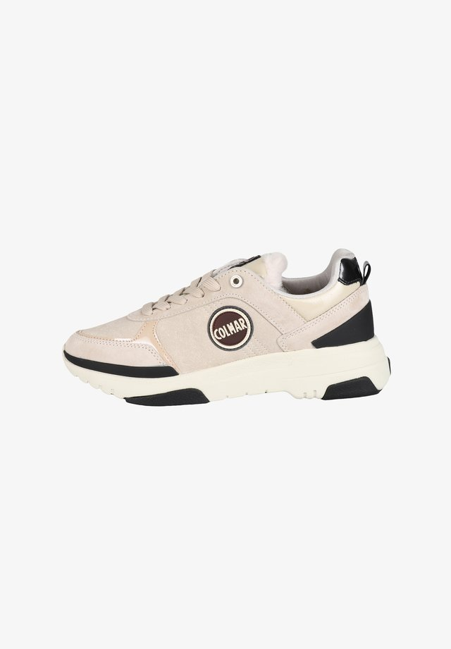 TRAVIS - Sneakers basse - warm grey