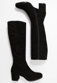 Donna Carolina - Vysoká obuv - nero - 3