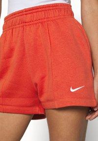 Nike Sportswear - TREND - Shorts - mantra orange/white - 4