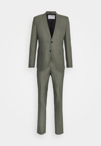 Selected Homme - SLHMYLOLOGAN  - Anzug - grey/structure - 11