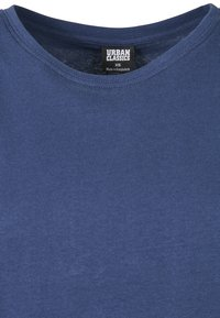Urban Classics - EXTENDED SHOULDER TEE - Camiseta básica - darkblue - 6