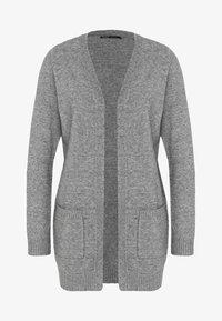 ONLLESLY L/S  NOOS - Cardigan - medium grey melange