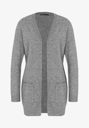 ONLLESLY L/S  NOOS - Vest - medium grey melange