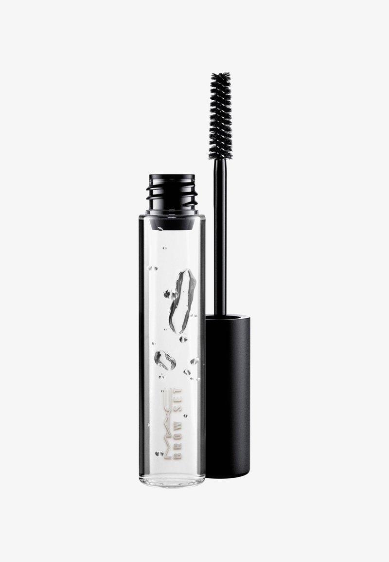 MAC - BROW SET - Eyebrow gel - clear