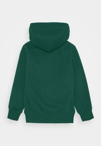 Champion - ROCHESTER LOGO HOODED  - Hoodie - dark green