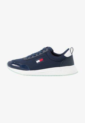 FLEXI RUNNER - Sneakersy niskie - twilight navy