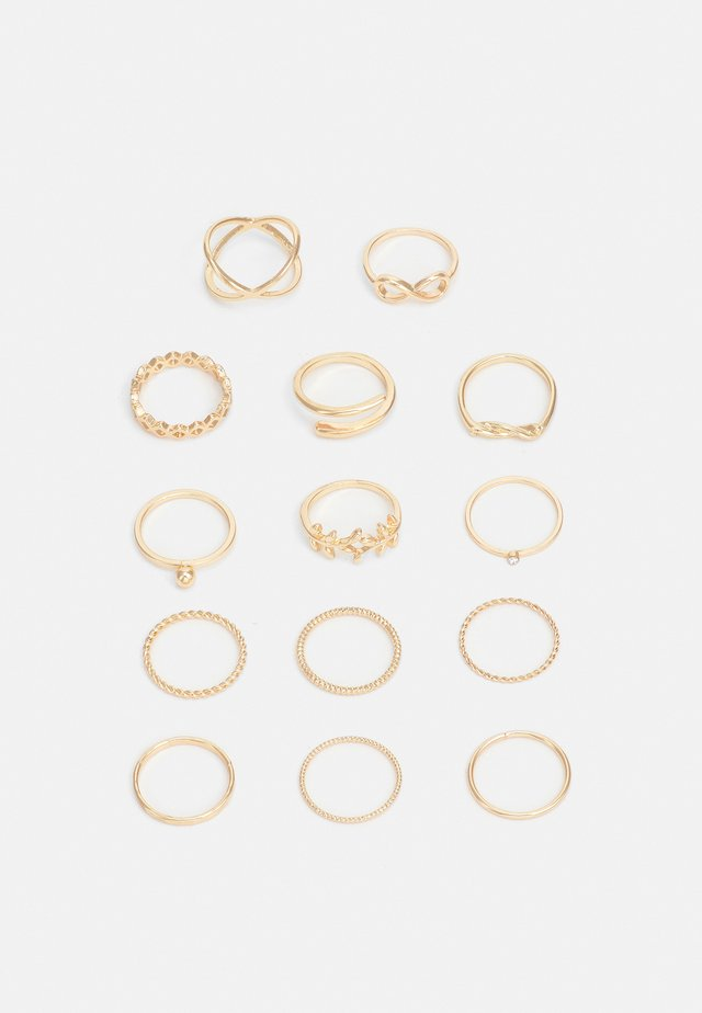TAMMY 14 PACK - Ring - gold-coloured