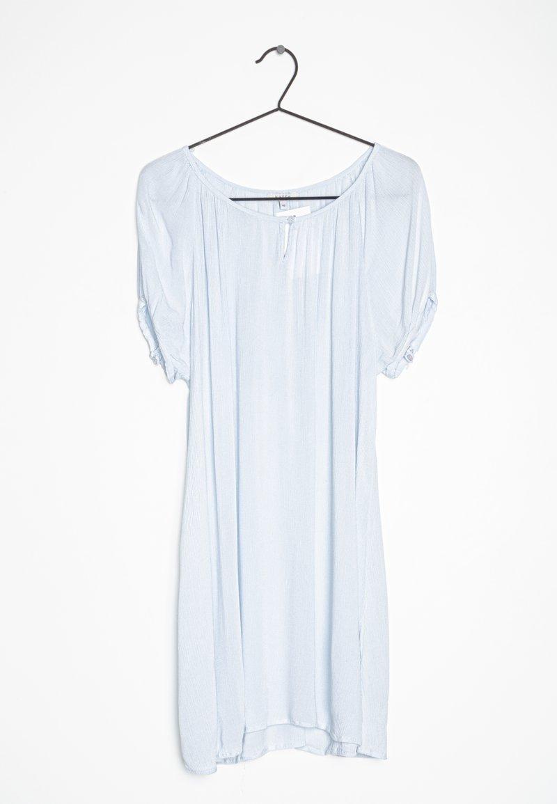 Kaffe - Korte jurk - blue