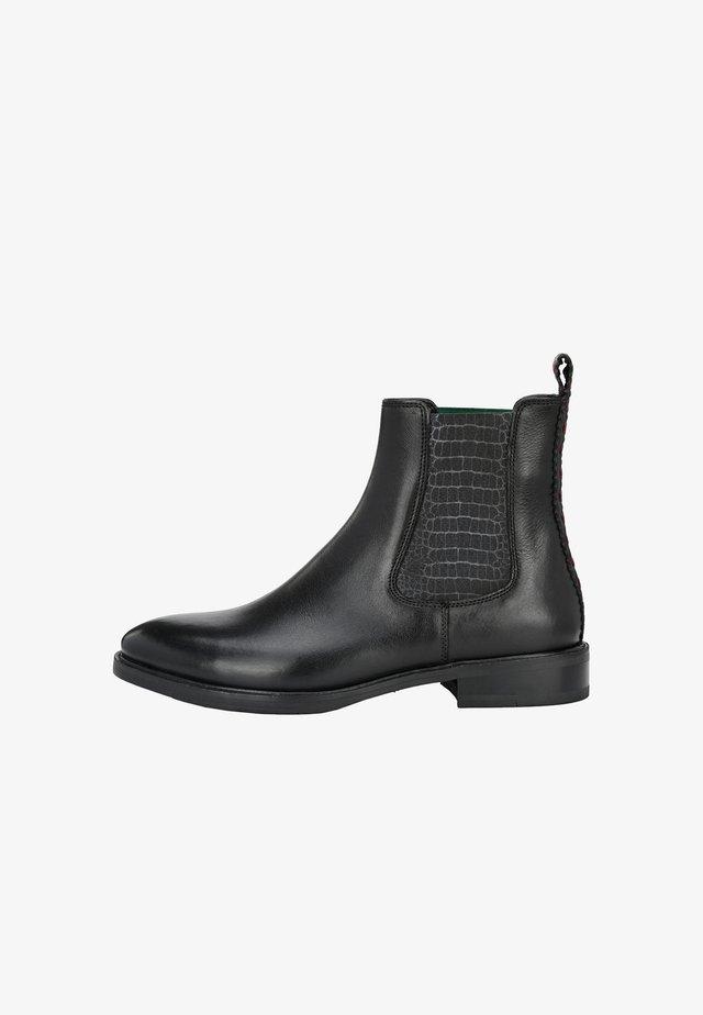 ALEXIA  - Korte laarzen - schwarz