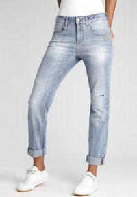 Gang - Slim fit jeans - beauty light denim - 2
