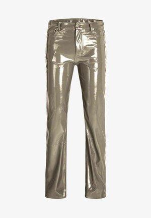 Jeans straight leg - brindle