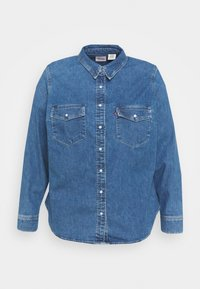 Levi's® Plus - ESSENTIAL WESTERN - Button-down blouse - going steady - 3