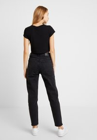 Weekday - LASH - Jeans relaxed fit - echo black - 2