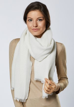 SCHAL - Scarf - cream