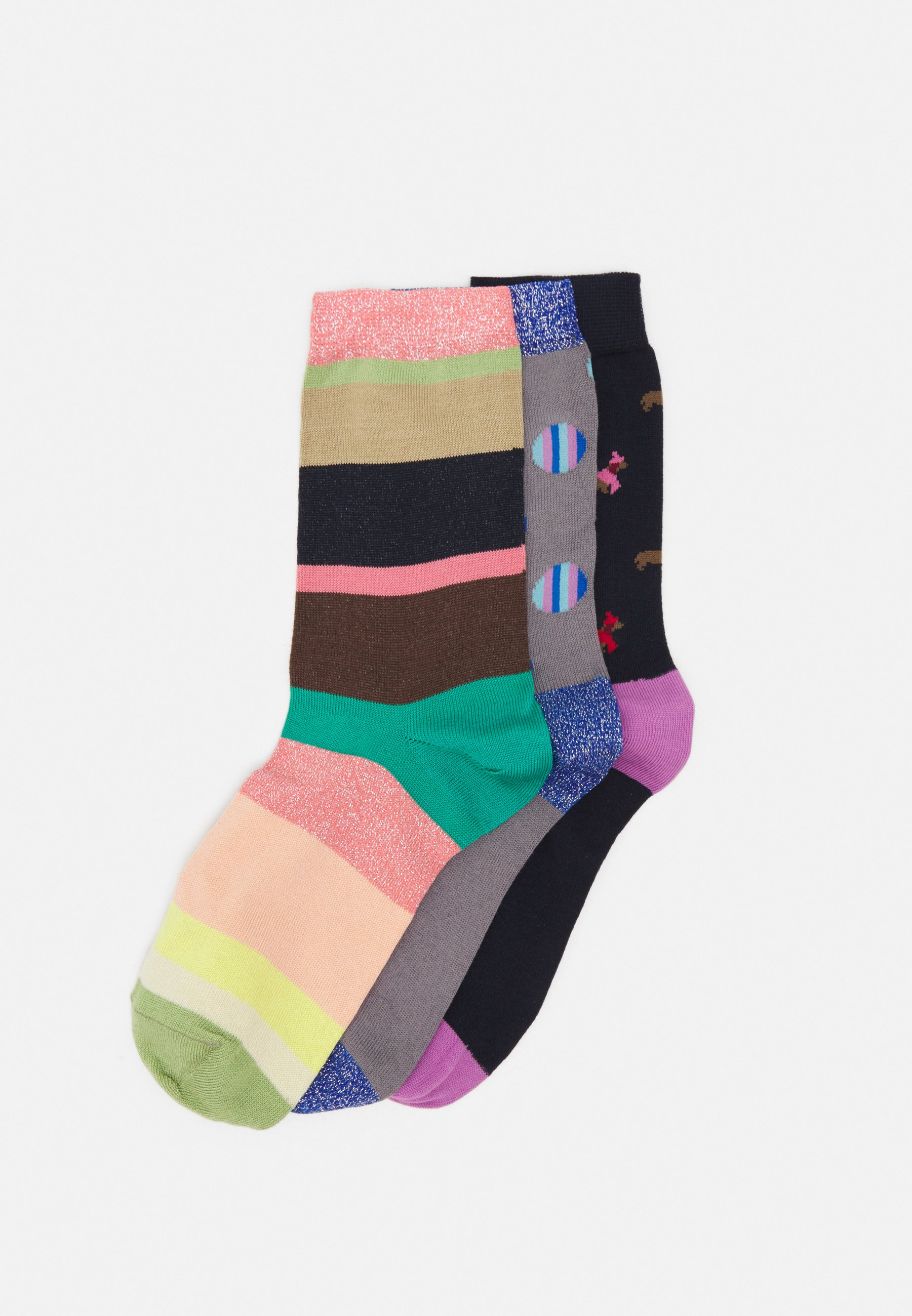 Femme SOCK 3 PACK - Chaussettes