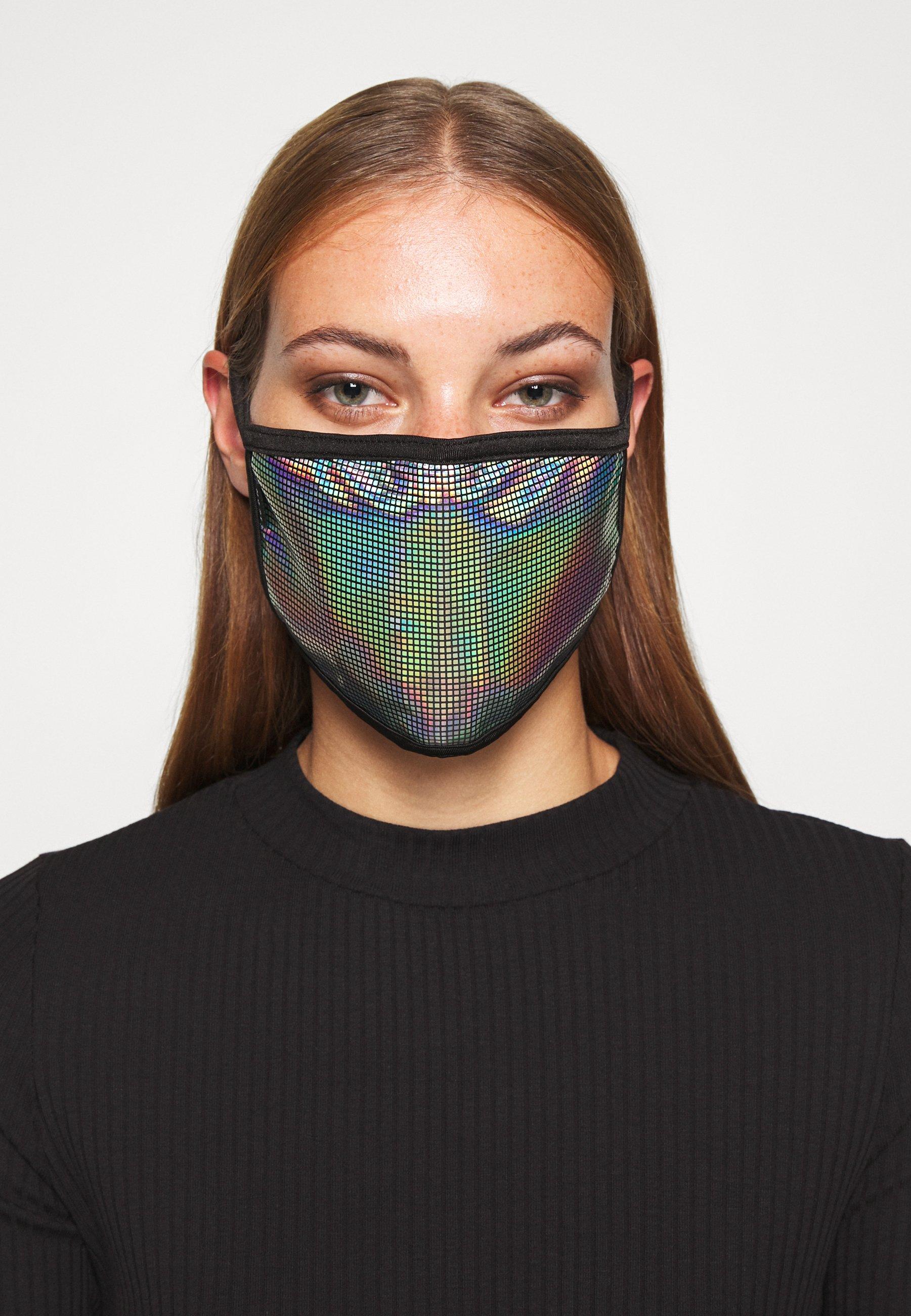 Men PATTERNED COMMUNITY MASK - Community mask