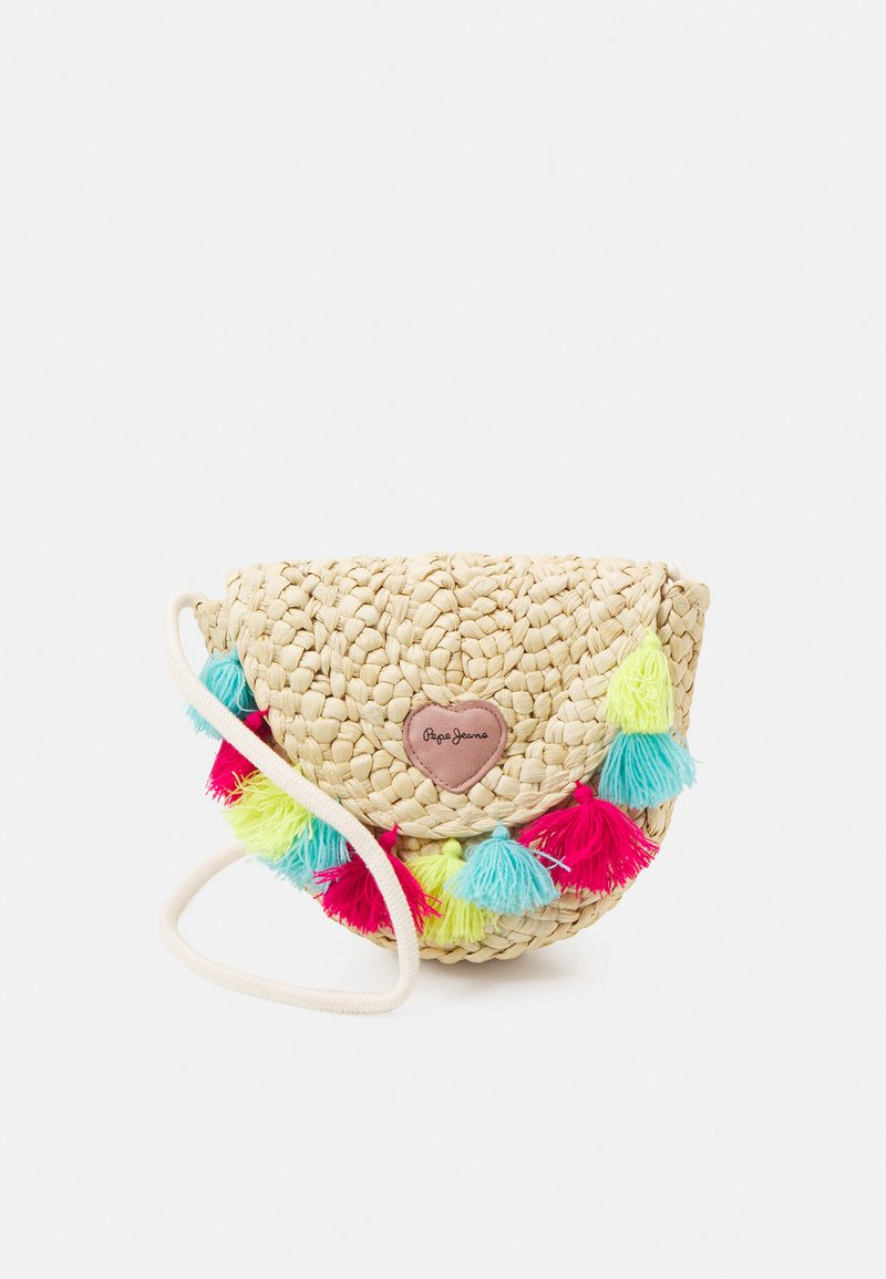 Pepe Jeans - OLIVE BAG - Across body bag - pink