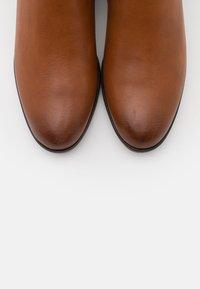 Anna Field - Boots - cognac - 5