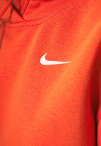 Nike Sportswear - HOODIE TREND - Mikina skapucí - mantra orange/white - 5