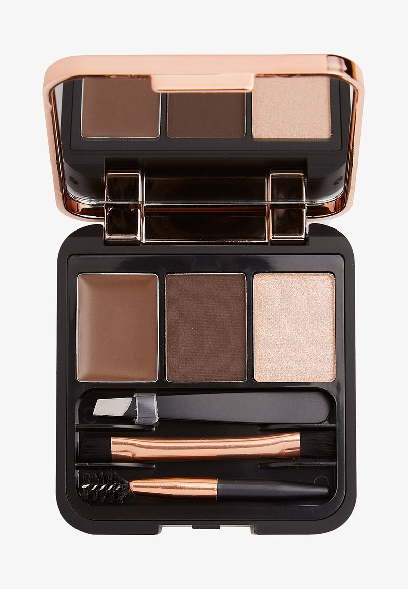 Make up Revolution - BROW SCULPT KIT - Sminkset - dark