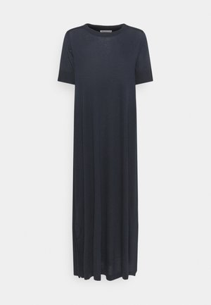 JANNIE - Jersey dress - blau