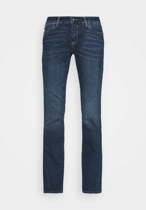 BELLA - Jeans bootcut - mid shaded glam