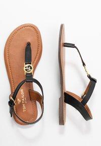 TOM TAILOR - T-bar sandals - black - 3