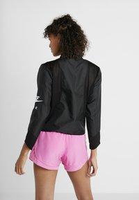 Nike Performance - AIR - Sports jacket - black/white - 2