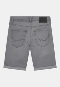 Jack & Jones Junior - JJIRICK JJORIGINAL AGI - Shorts - grey denim - 1