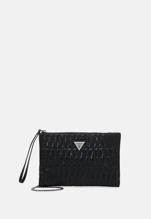 PIXI WRISTLET CLUTCH - Pochette - black