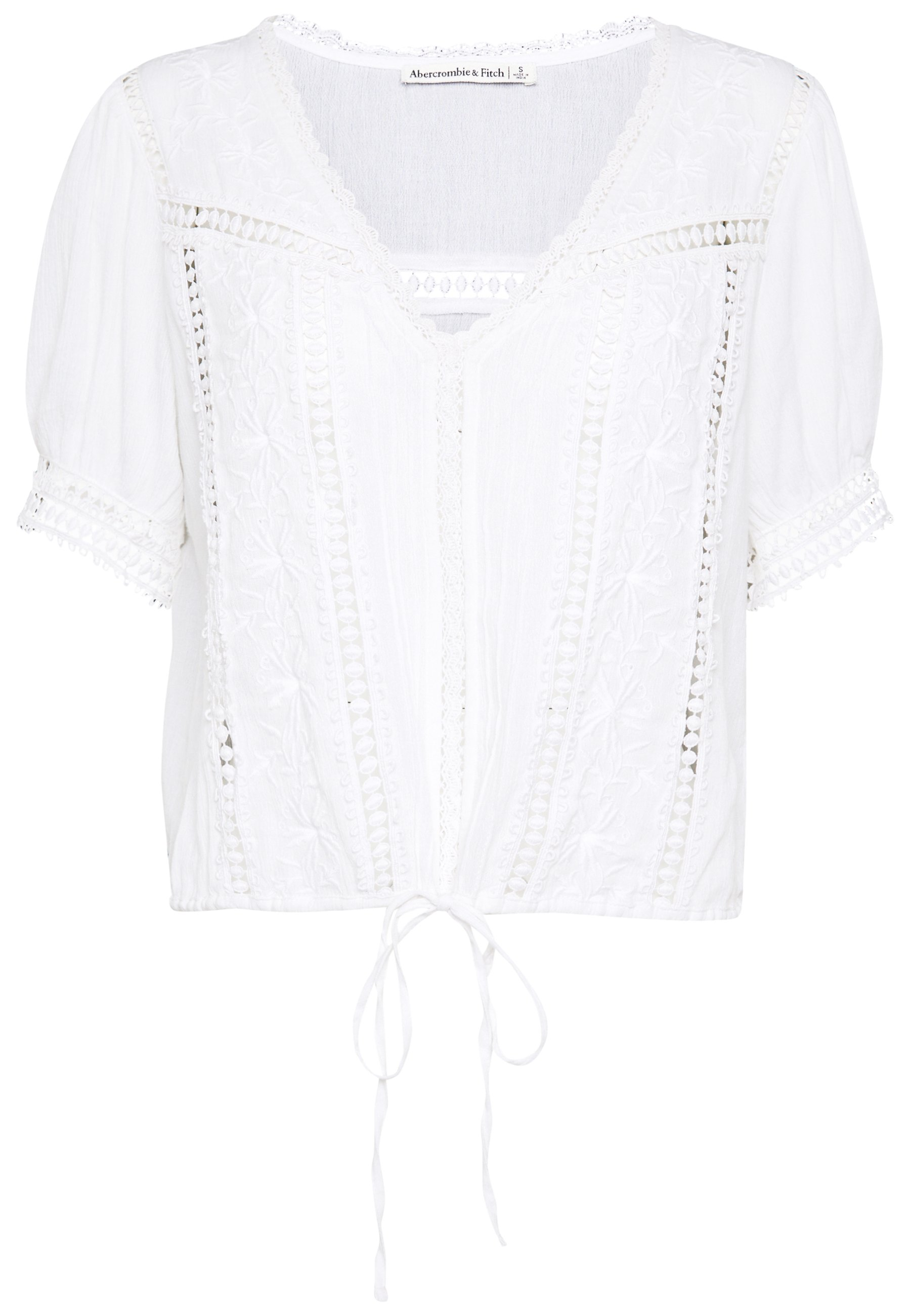 Abercrombie & Fitch Blouse - White