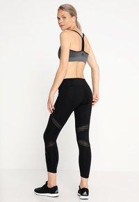 adidas Performance - HOW WE DO - Leggings - black - 2