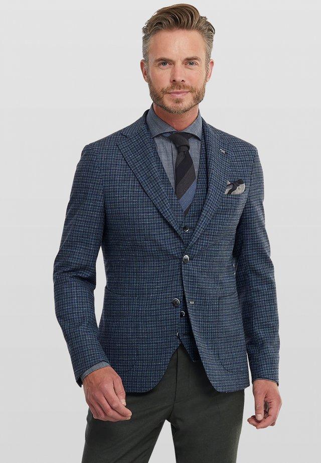 ELLIOT SPLIT - blazer - blue