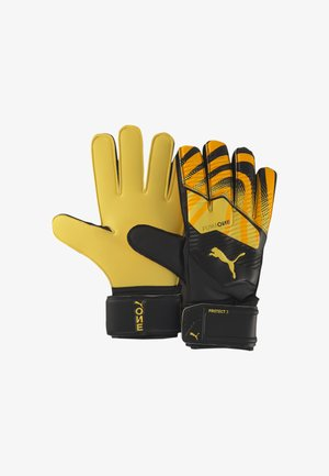 Fingerhandschuh - ultra yellow-black-white