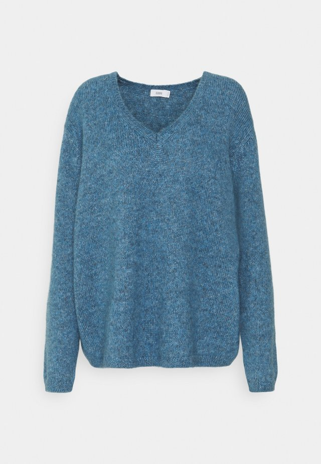 Sweter - commodore blue