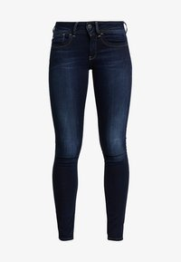 G-Star - LYNN MID - Jeans Skinny Fit - faded blue - 4