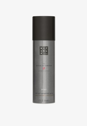 THE RITUAL OF SAMURAI ANTI-PERSPIRANT SPRAY SPORT 24H-ANTITRANSPIRANT-SPRAY - Deodorant - -