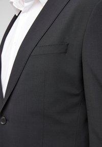 s.Oliver BLACK LABEL - SLIM FIT - Veste de costume - black - 4