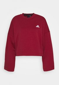 adidas Performance - CREW - Long sleeved top - legred - 4